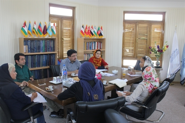 مرکز میراث ناملموس تهران میزبان رئیس دفتر منطقهای یونسکو در تهران