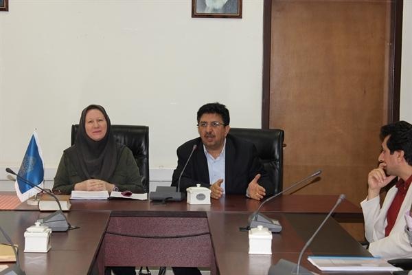 دومین کارگاه آموزشی عملیاتی سازی کنوانسیون پاسداری از میراث فرهنگی ناملموس مرکز میراث ناملموس تهران