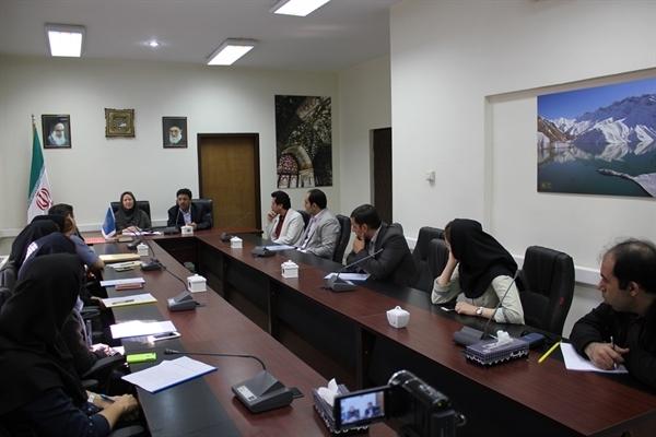 نخستین کارگاه آموزشی عملیاتی سازی کنوانسیون پاسداری از میراث فرهنگی ناملموس مرکز میراث ناملموس تهران