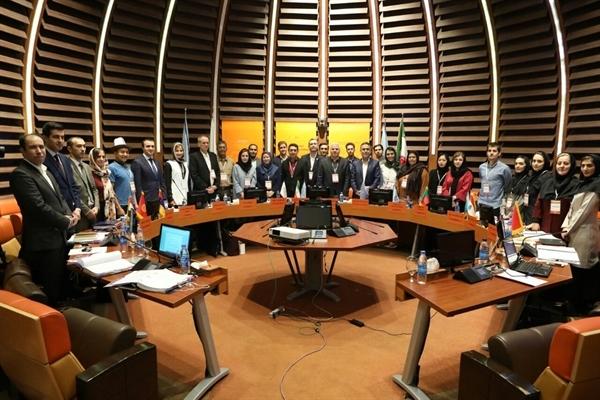 چهارمین نشست عادی شورای حکام مرکز میراث ناملموس تهران