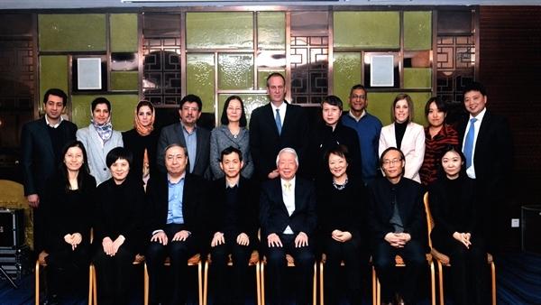 شرکت هیئتی از مرکز میراث ناملموس تهران در سومین نشست کمیته مشورتی مرکز مقوله ۲ چین
