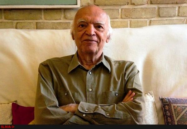 استاد نجف دریابندری، گنجینه زنده بشری ایران، درگذشت