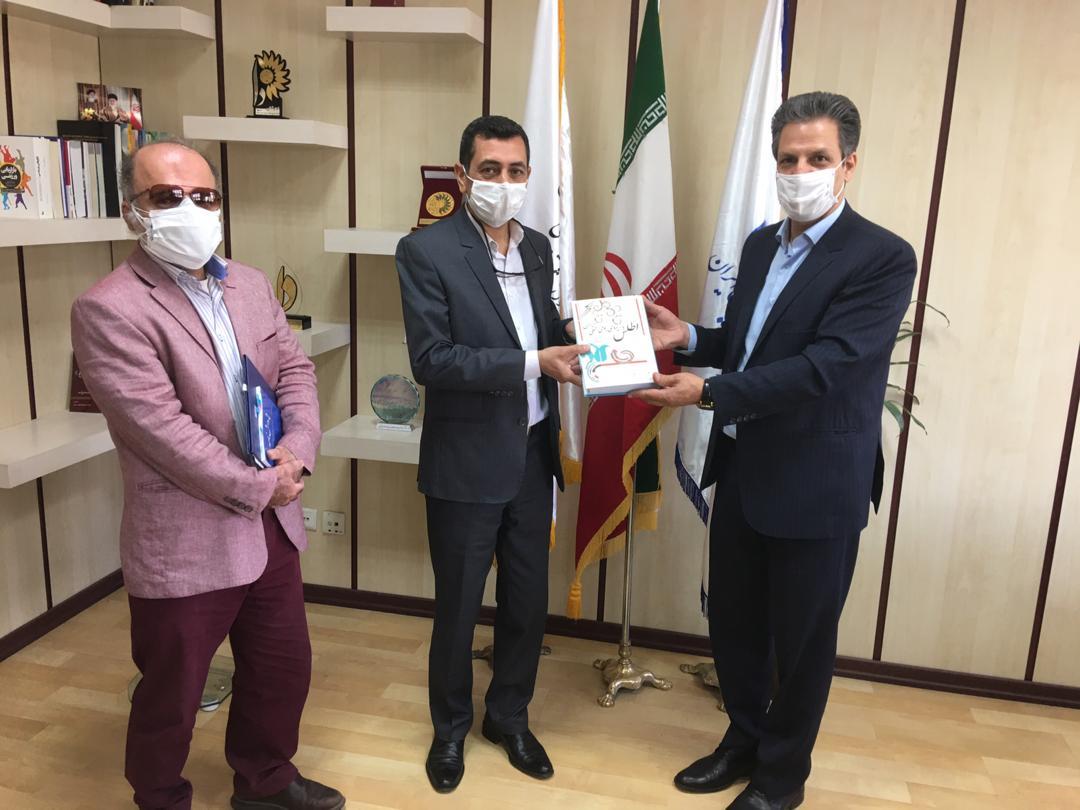 نشست مشترک مرکز میراث ناملموس تهران با سرپرست فدراسیون ورزش روستایی و بازیهای بومی و محلی