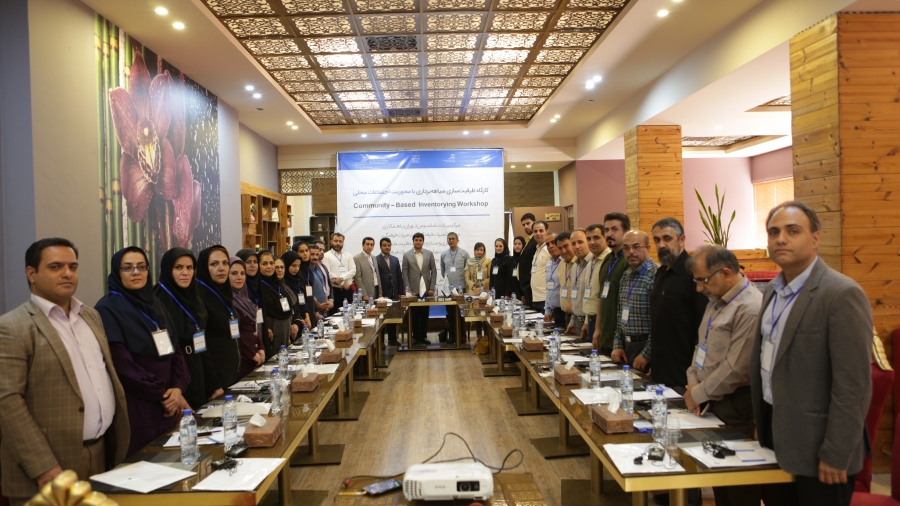 Yazd Hosted the Second Round of Iran's Capacity-Building Workshop